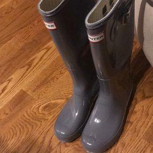 Knock off hunter rain boots